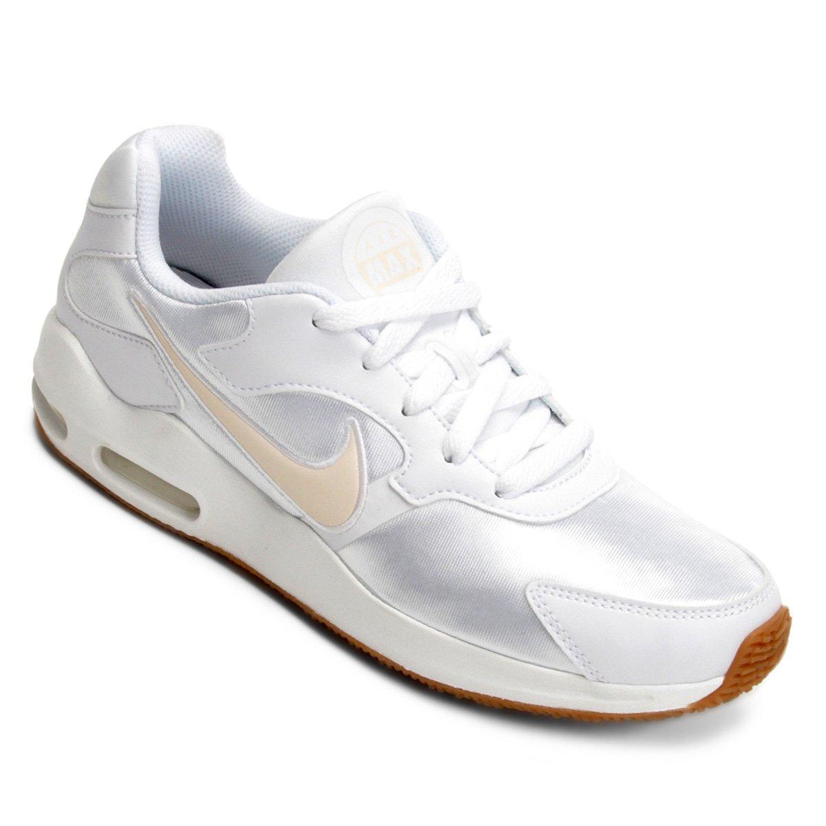 Tênis Nike Wmns Air Max Guile Feminino Branco E Marrom