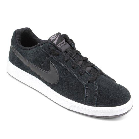 Tênis Nike Wmns Court Royale Feminino - Preto