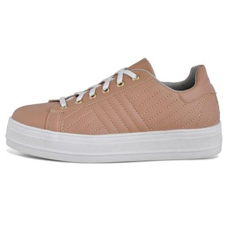Tênis Novo Hábito Flatform Sneaker Feminino