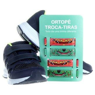 Tênis Ortopé Troca-Tiras