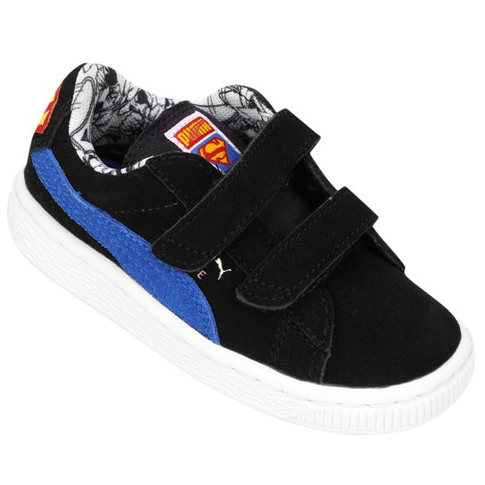 reputable site 8327a c8a74 Tênis Puma Suede Superman 5 Infantil | Zattini