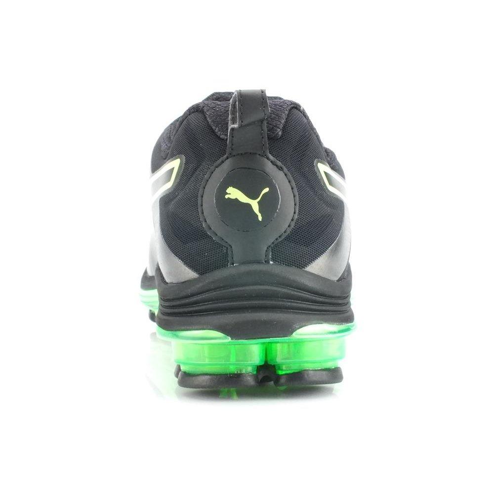 puma disc voltage preto e verde