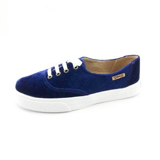 Tênis Quality Shoes Veludo Feminino