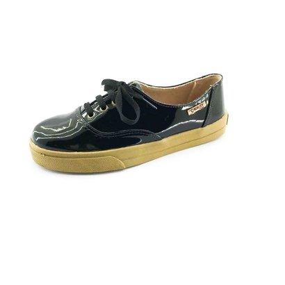 Tênis Quality Shoes Verniz Feminino