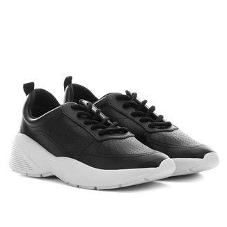 Tênis Ramarim Dad Sneaker Furinhos Feminino