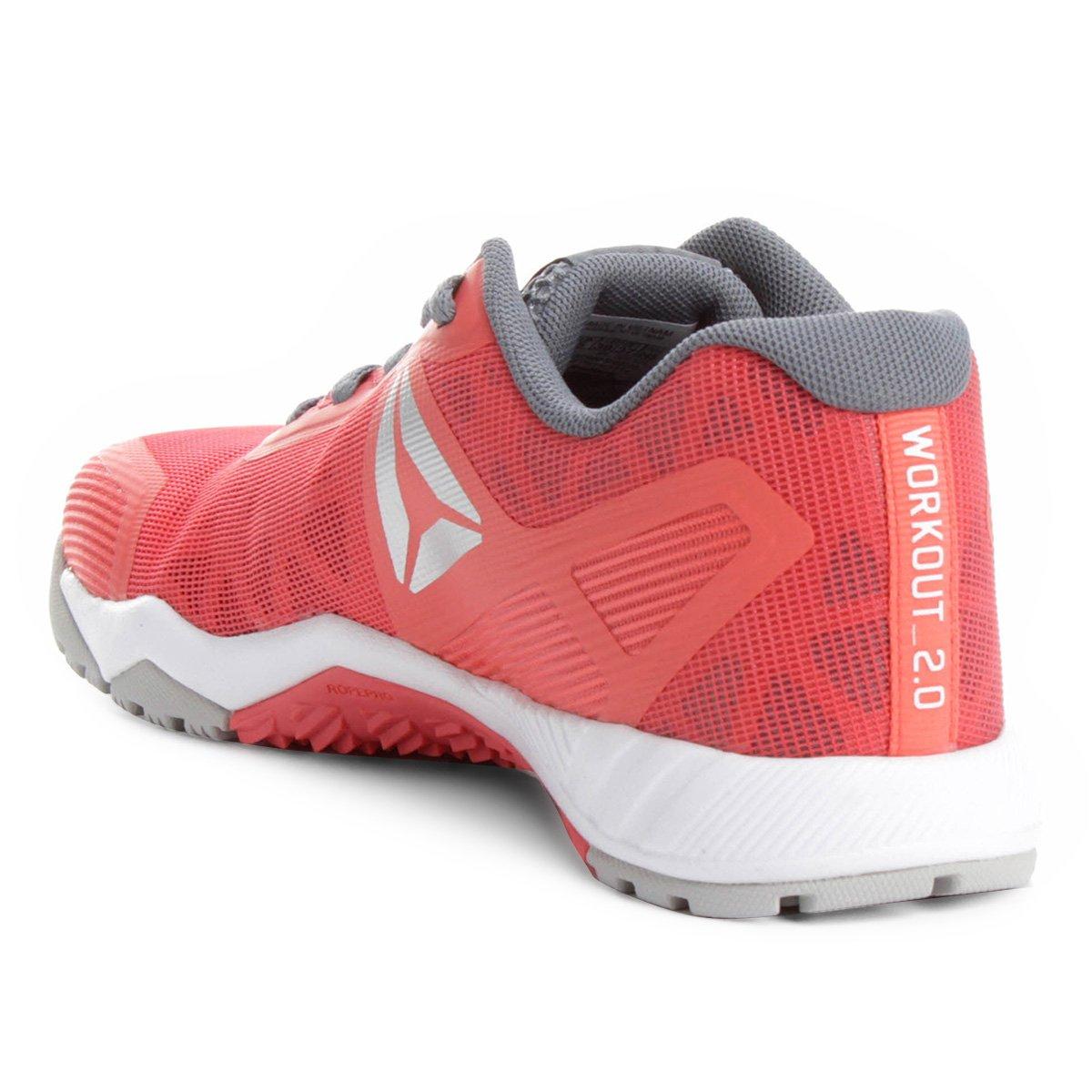 Tênis Reebok Ros Workout TR 2.0 Feminino - Compre Agora  6d776491a10d6