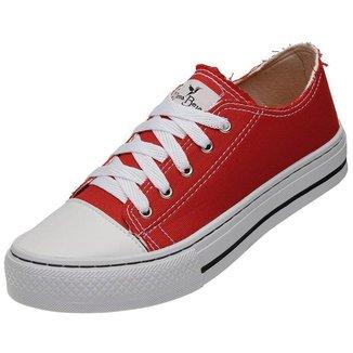 Tenis Roed Shoes Colegial Casual Leve Feminino