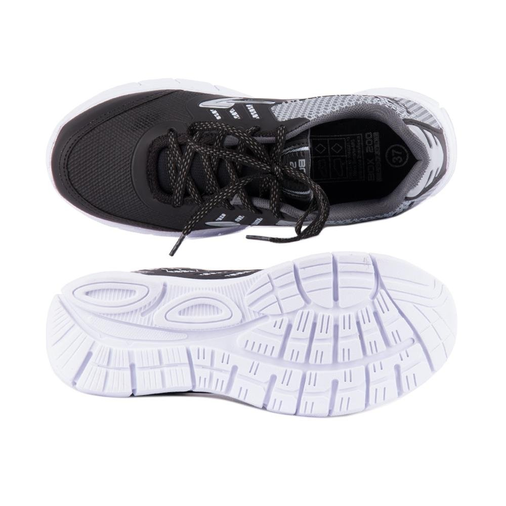 Box 200 200 Preto e Prata Prata Tênis Running Tênis Preto Running Tênis e Box Running vWHAgFqa