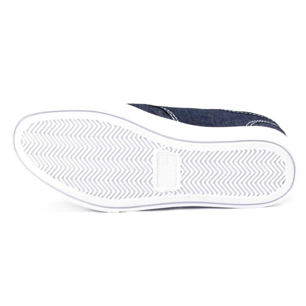 Tênis Sawary Casual Estrelinhas - Branco - Compre Agora  94a0fe2f61000