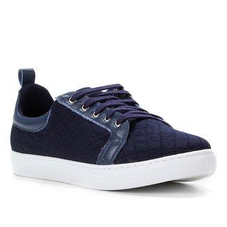 Tênis Shoestock For You Tricot Matelassê Feminino
