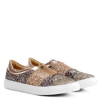 Tênis Shoestock Glitter