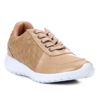 Tênis Shoestock Jogging Matelassê Feminino