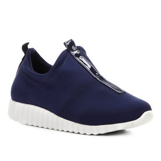 Tênis Shoestock Meia Neoprene Feminino