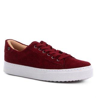 Tênis Shoestock Velvet Feminino