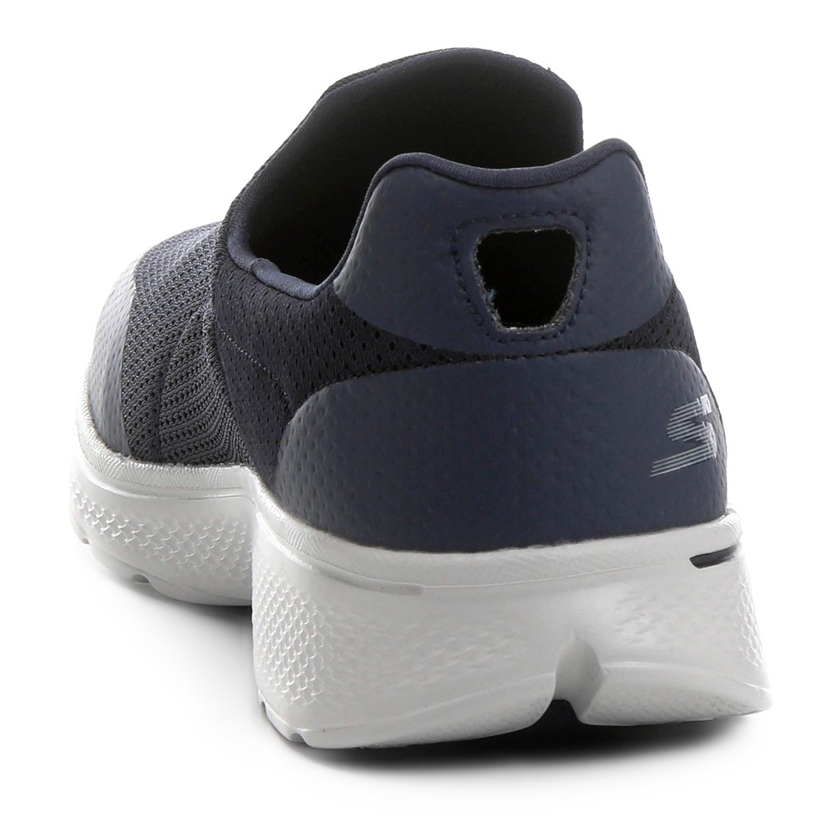 Tênis Skechers GOwalk 4 - Incredible Masculino - Azul Escuro ... 2000c4aa63637