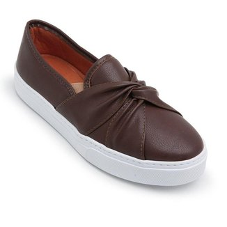 Tênis Slip On Casual Cristaishoes Feminino