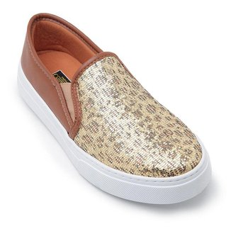 Tênis Slip On Cristaishoes Feminino
