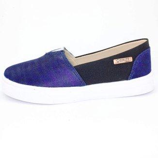 Tênis Slip On Quality Shoes Feminino