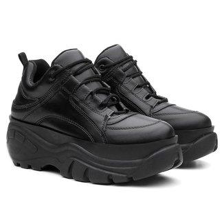 Tênis Sneaker Buffalo Vicerinne Plataforma Conforto Feminino