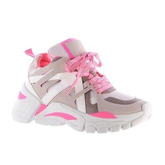 Tênis Sneaker Chunky Judy Neon Feminino