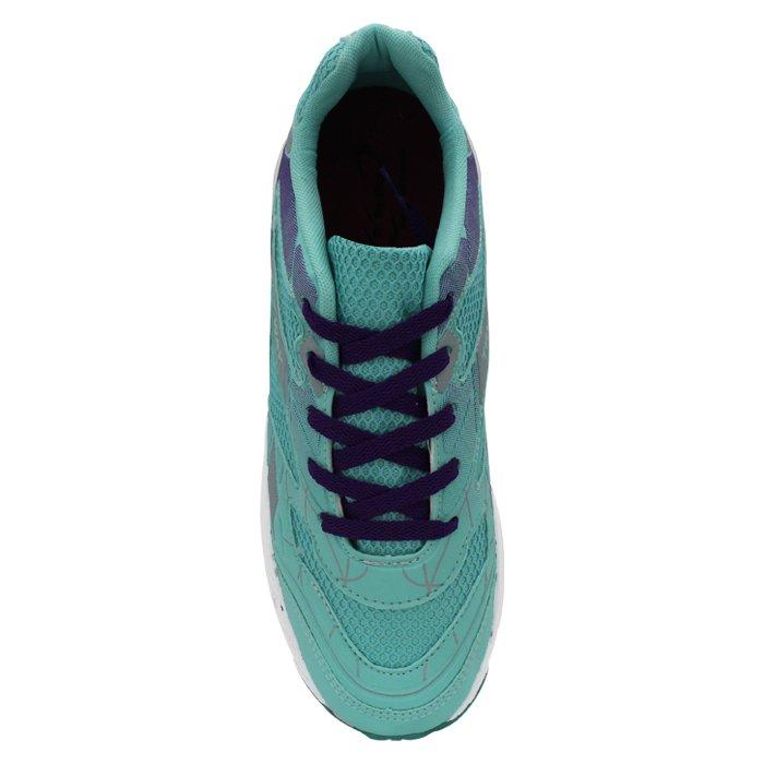 e Verde Tênis Tênis e Way BK601 Roxo Verde Way Try BK601 Try 4qS6T1x5