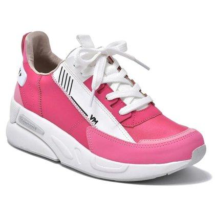 Tênis Via Marte Sneaker Feminino Pink - 21-13011-01
