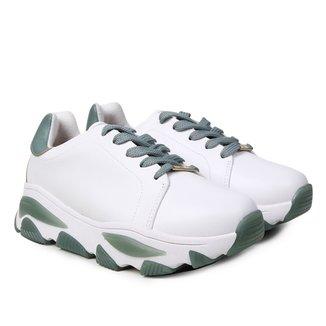 Tênis Vizzano Chunky Sneaker Plataforma Feminino