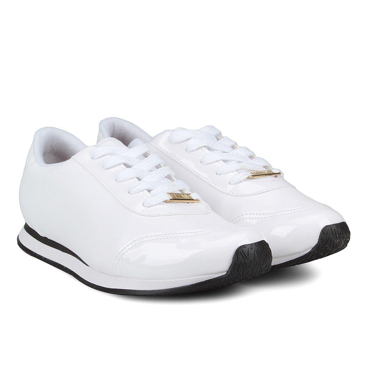 28e858728f Tênis Vizzano Jogging Básico Feminino - Branco
