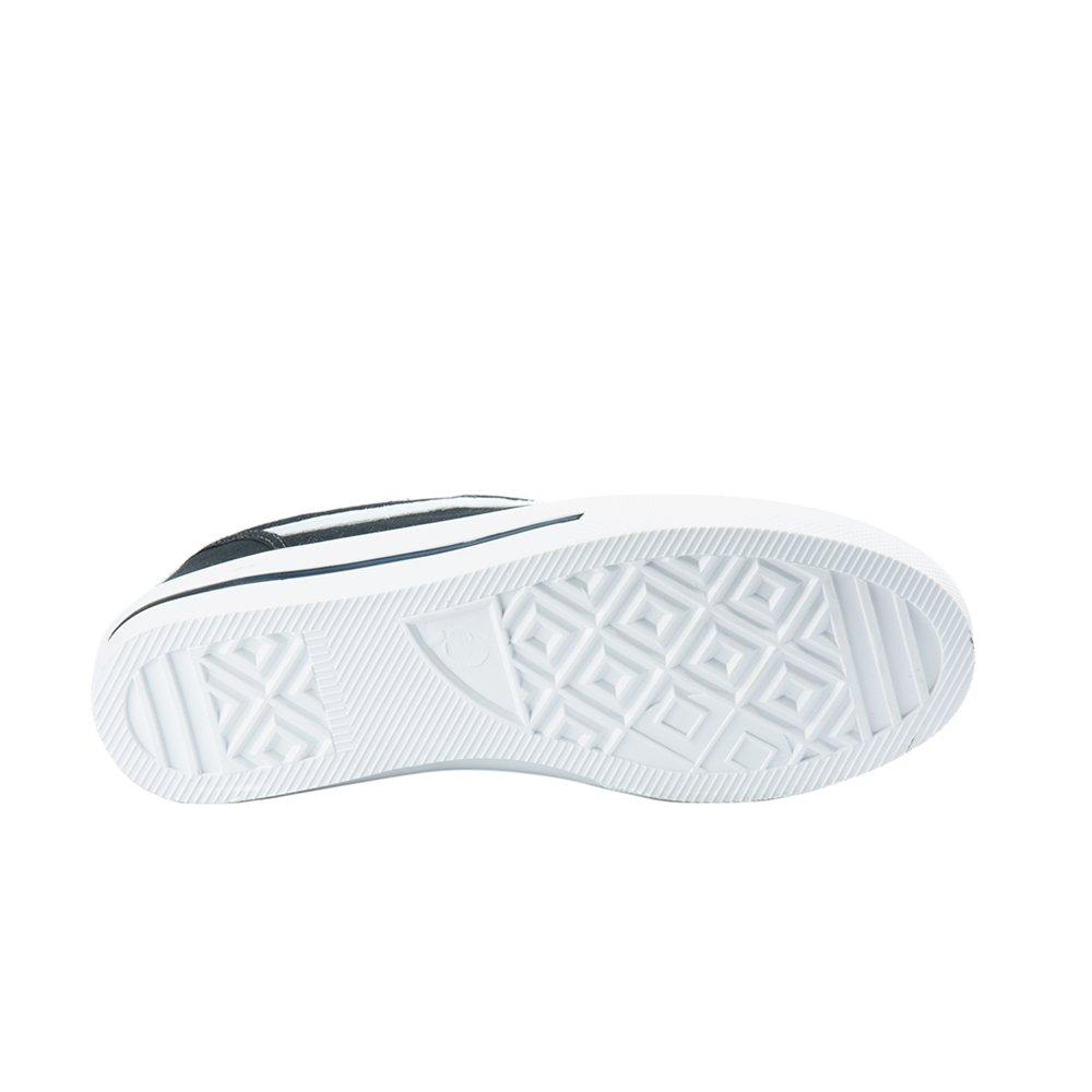 e Branco Zyron Tênis Em Zyron Lona Skate Preto Tênis Hp0qq8