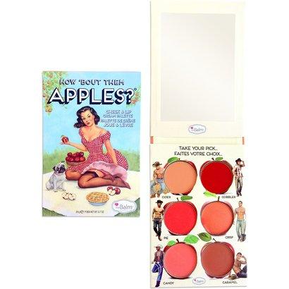 The Balm Paleta De Batons How 'bout Them Apples? 20G