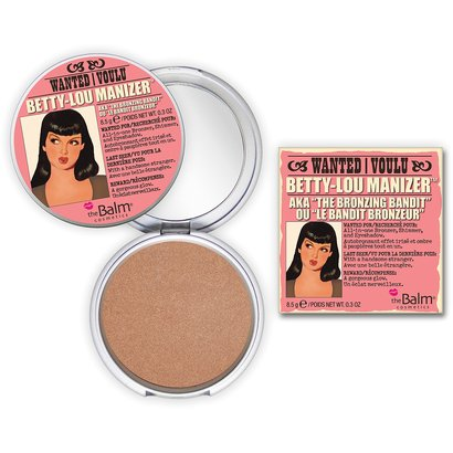 the Balm Pó Bronzeador Betty-Lou Manizer 8,5g - Feminino
