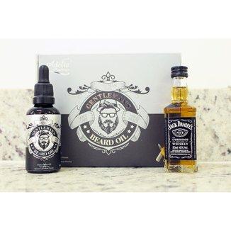The Man Box Jack Daniel'S E Beard Oil Adélia Mendonça