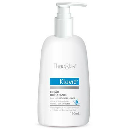 Theraskin Klavie Loção Hidratante 190ml