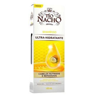 Tio Nacho Coco Shampoo Ultra Hidratante 415ml 415ml