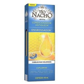 Tio Nacho Condicionador Antiqueda Engrossador – Condicionador 415ml