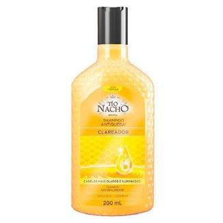 Tio Nacho Shampoo Antiqueda Clareador – Shampoo 200ml