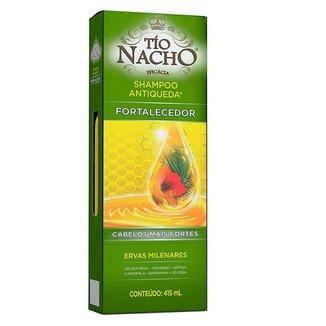 Tio Nacho Shampoo Antiqueda Ervas Milenares – Shampoo 415ml