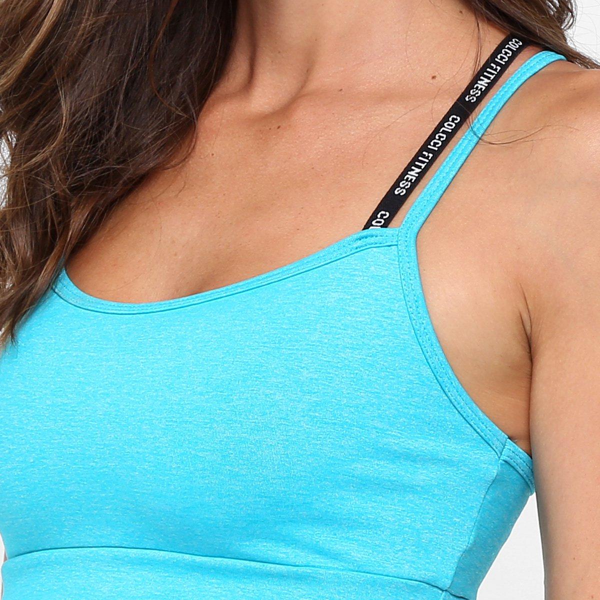 539d70524 Top Colcci Fitness Feminino - Compre Agora | Zattini