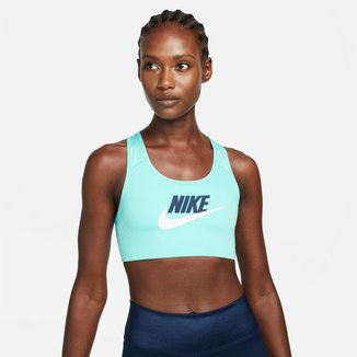 Top Nike Dri-FIT Swoosh  Futura Feminino