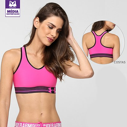 Top Under Armour Still Gotta Have It Média Sustenção - Feminino