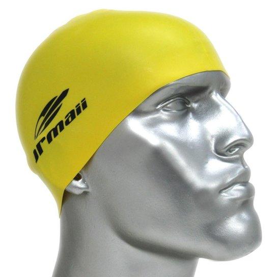Touca Mormaii Swim Cap - - Amarelo