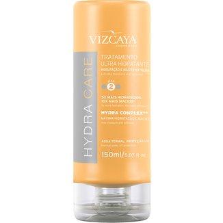 Tratamento Ultra Hidratante Vizcaya Hydra Care 150ml