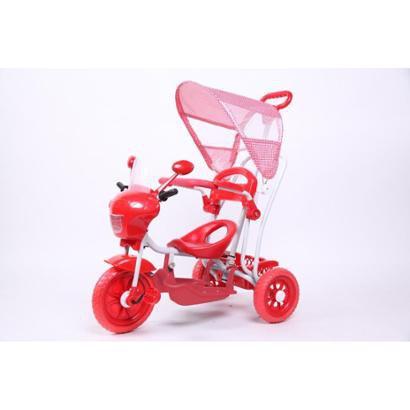 Triciclo Bel Brink Infantil 2 em 1 C/Toldo