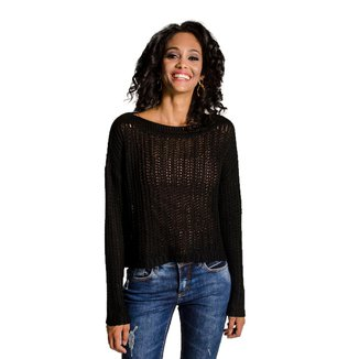 Tricot Cropped Cantão