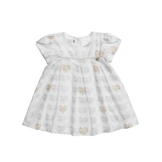 Vestido Bebê Anjos Baby Ano Novo Feminino