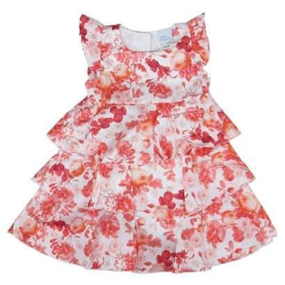 Vestido Bebê Bebê Fashion Jardim-Feminino
