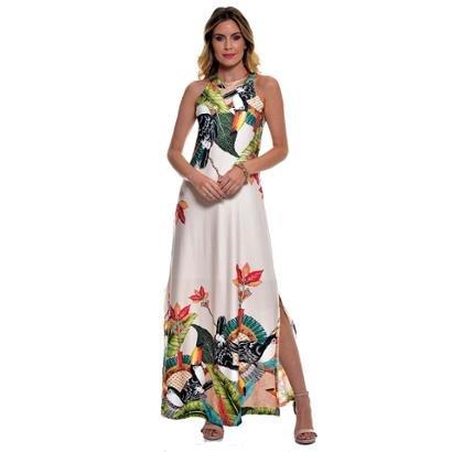 Vestido Bisô Longo Tucano Feminino