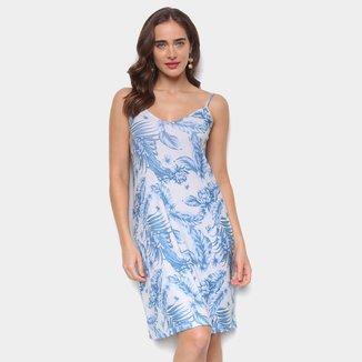 Vestido Briard Evasê Curto Floral