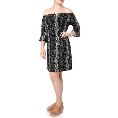 Vestido Ciganinha La Gata-Feminino