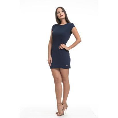 Vestido Clara Arruda Básico Feminino-Feminino